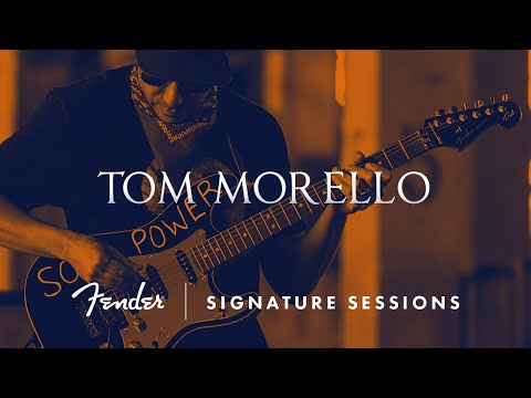Tom Morello | Fender Signature Sessions | Fender