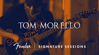 Tom Morello | Fender Signature Sessions | Fender