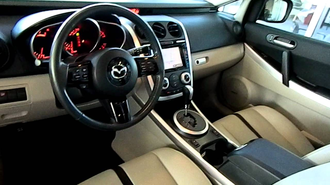 Copper Red Mica 2009 Mazda Cx 7 Grand Touring Eastside Mazda In Cleveland Ohio Youtube