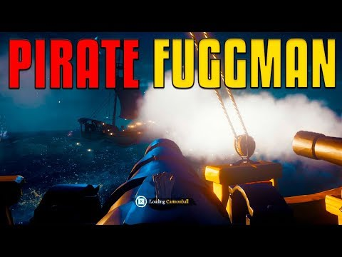 Pirate Fuggman | Sea of Thieves (V2)