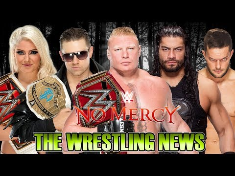 The Wrestling News - No Mercy 2017
