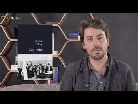 """Adrien Bosc présente """"Capitaine"""" (Stock)"""