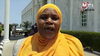 Tatu Muhamed Ussi azungumzia nafasi ya wanawake katika  sheria ya Mahakama ya kadhi.