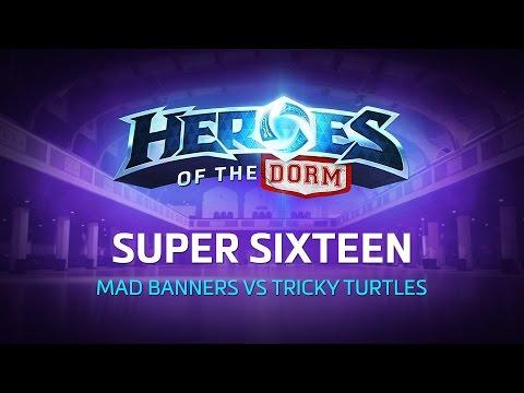Illinois Urbana-Champaign vs UConn – Heroes of the Dorm Super Sixteen – Game 2
