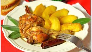 Запеченная курица. Видео рецепт курицы запеченой в духовке