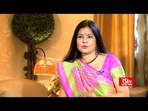 Malini Awasthi | Folk Of India | Rajya Sabha Tv | Quest | Interview