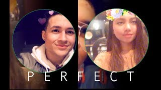 Ed Sheeran, Beyoncé - Perfect Duet (Carly Peeters & James Ryan Valentine Cover)