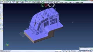 VISI 2016 R1 - Modellanalyse für VISI Machining