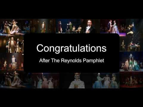 All deleted songs from Hamilton