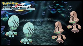 HOW TO CRIPPLE CELEBI + ALIENS AS P2P & HOW TO SURVIVE AS F2P | POKEMON DUEL