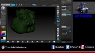 3D Game Art for Living #ZBrush #Maya #GameArt #Artstation #3D #Props