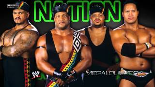 Nation of Domination 2nd WWE Theme Song -