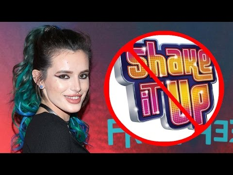 Bella Thorne Reveals She NEVER Wanted to Be on Disney Channel