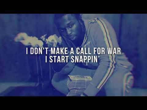 POP SMOKE - ELEMENT (Official Lyric Video)