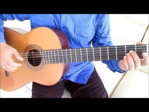 Belajar Kunci Gitar Tulus Sepatu Intro