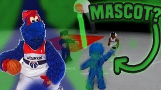 MASCOTS IN RB WORLD 2!? **NEW UPDATE** | Zurked Roblox Basketball