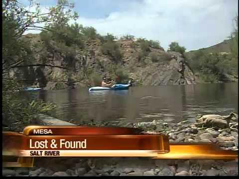 Hidden treasures left by Salt River tubers