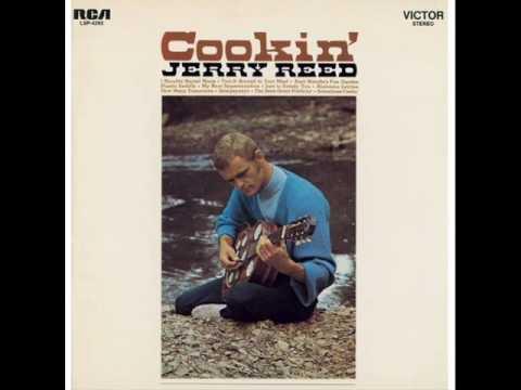 Jerry Reed -  Plastic Saddle