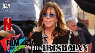 Producer Jane Rosenthal - The Irishman LFF Premiere