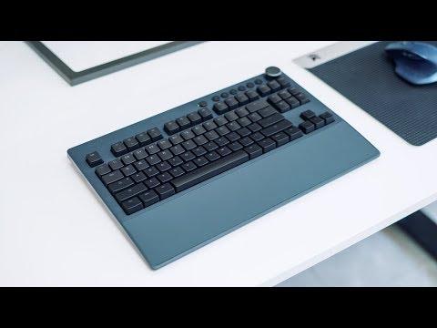 【轻电科技】手感仅次于初恋 Ikbc Table E412机械键盘 体验丨ikbc Table E412 Review