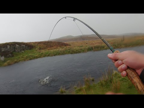 Isle Of Lewis Late Season Salmon Fishing