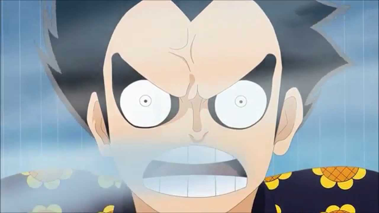 One piece gear four fan animation youtube