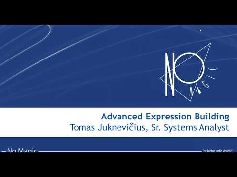 Building Advanced Expressions