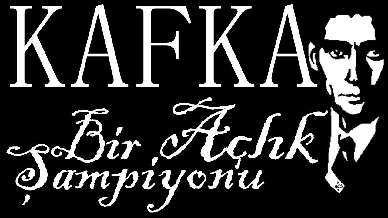 Sesli Kitap (Kafka) Bir Açlık Şampiyonu