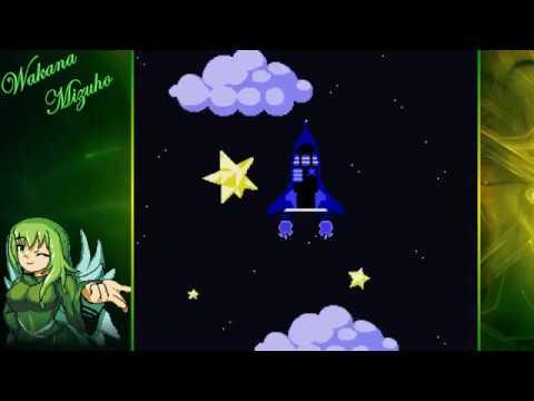 SMW Custom Level: CLDC 2018 entry - Galactic Adventure by Sariel and Wakana