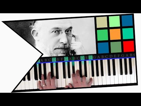 How To Play Gymnopédie No1  Erik Satie Part 1