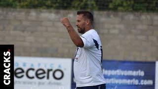 """El """"Ogro"""" Fabbiani anunció su retiro del fútbol"""