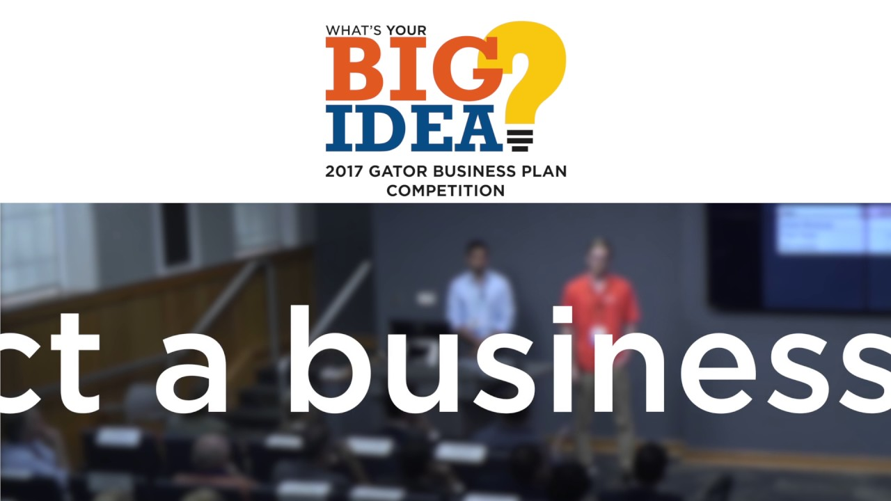 big idea business plan