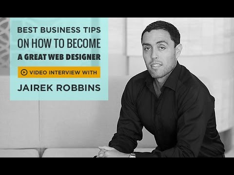 Jairek Robbins - From Good To Great by Adding Value To The Work You Do