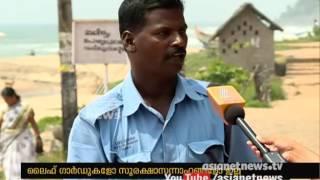 Govt neglecting Varkala papanasam