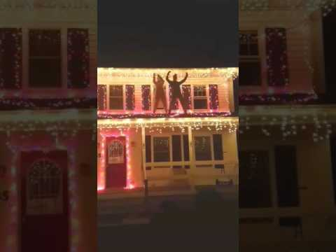 Juju on that beat dance on roof!