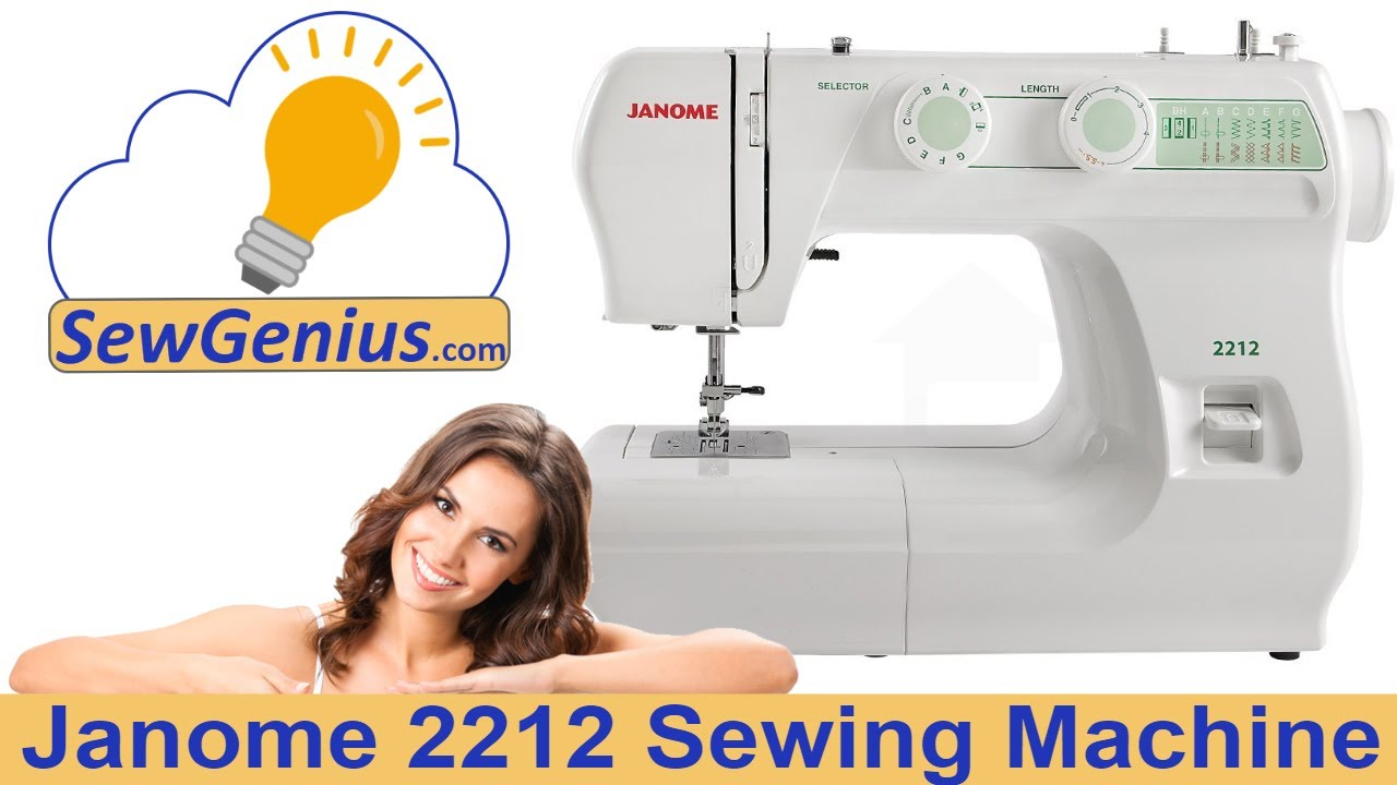 Top 10 Janome Sewing Embroidery Machines June 2020 Reviews