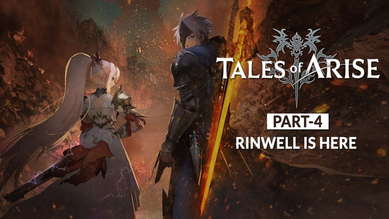 Tales Of Arise Rinwell Is Here Part 4 (PS5)