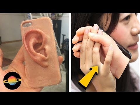 10 najdziwniejszych case'ów na iPhone'a