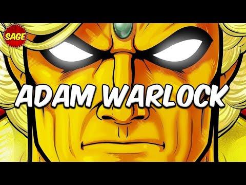 Who Is Marvel's Adam Warlock? Genetically Engineered Cosmic-Level Being!