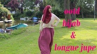 OOTD été : Hijab et longue jupe / hijab maxi skirt Thumbnail