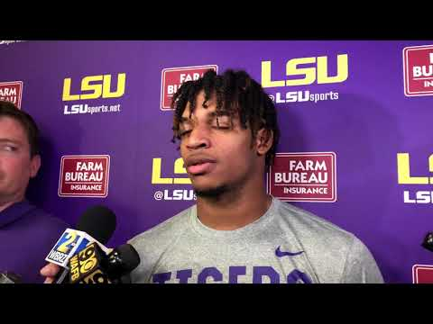 Ja'Marr Chase talks blowout over Texas A&M, Joe Burrow, more