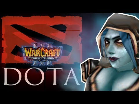 Warcraft 3 | Custom | Dota