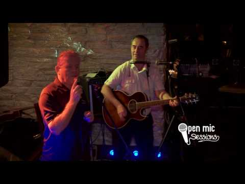 The Open Mic Sessions @ The Harp Bar in Swords, Co. Dublin.