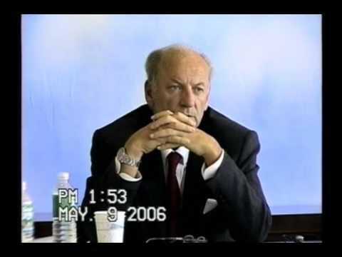 Damning Testimony from Former GlaxoSmithKline CEO Jean-Pierre Garnier in Paxil Suicide Case