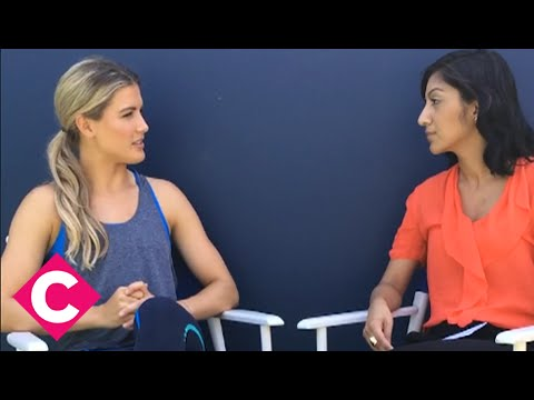 An interview with Eugenie Bouchard