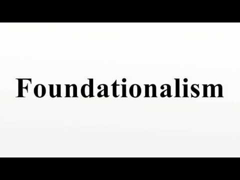 Foundationalism essay