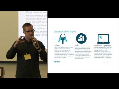 Data Science In The Enterprise | Cloudera