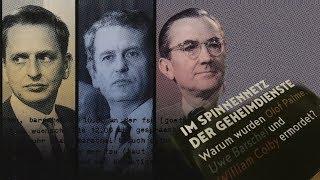 Im Spinnennetz der Geheimdienste - Talkrunde mit Patrik Baab, Heinrich Wille, Dirk Pohlmann