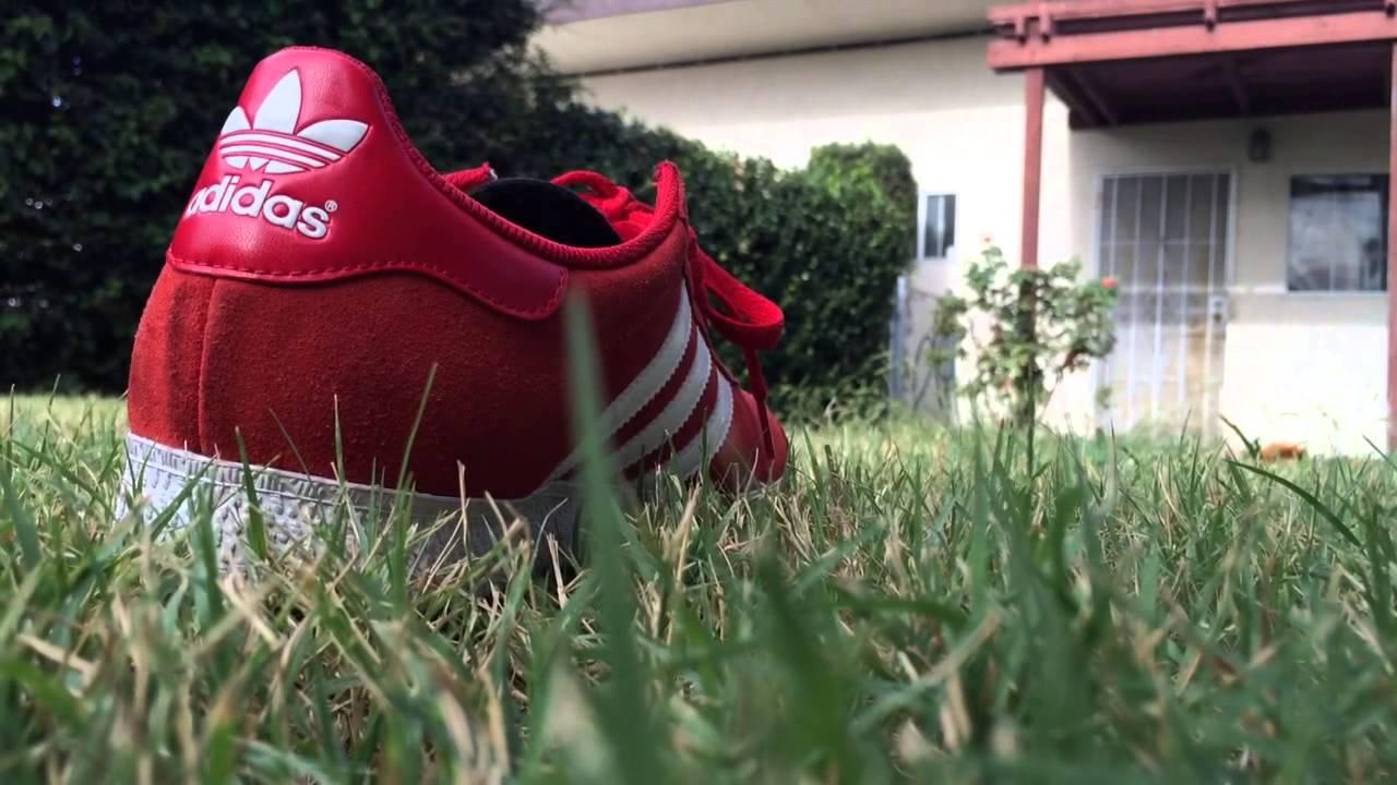 Adidas Gazelle On Feet