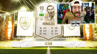 20 ICON PACKS!! DUPLICATE R9 WTF!! FIFA 21